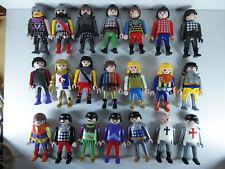 tütRF1 -Playmobil - Sammlung verschiedene Ritter Grundfiguren