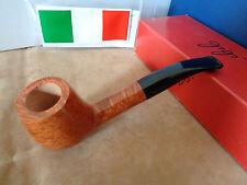 PIPE GIGI COLLECTION HAND MADE ITALY TUSCANY BRIAR 42Q101 SAVINELLI LIGHTER FREE
