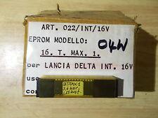 Lancia Delta Integrale 2.0 16 V performance chip