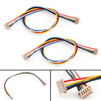 2x DF13 5 Position 5Pin Connector For APM2.6 Pixhawk PX4 Flight Control Cable T2