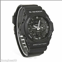 CASIO G-Shock Mens Digital Watch Quartz Analog World Time GA150-1AER Gents Watch