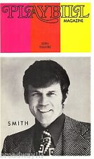 "Don Murray (Signed) ""SMITH"" Dean Fuller / Matt Dubey 1973 Musical FLOP Playbill"