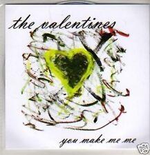 (850U) The Valentines, You Make Me Me - DJ CD