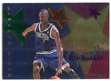 1995-96 Hoops Grant's All-Rookies 6 Kevin Garnett Rookie