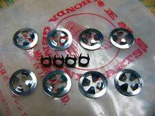 HONDA CB 750 Four k0 k1 k2 Set Clip per emblemi serbatoio/Coperchio pagine