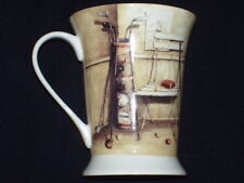 PORTMEIRION PIMPERNEL 2007 OLDE TOM'S CORNER GOLF MUG