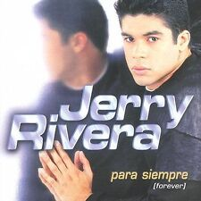 Jerry Rivera Para Siempre Forever  Music CD