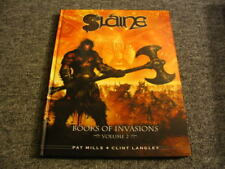 2000 AD Slaine Books of Invasion V.2 HC TPB BRAND NEW