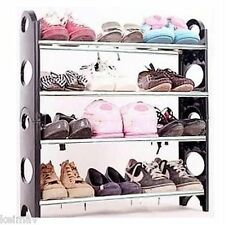 Foldable and Stackable Shoe Rack can hold upto 12 Pairs shoerack shoe storage