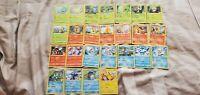 FULL MASTER SET 50 Holo + Non Pokemon McDonalds 25th Anniversary Cards + EXTRAS