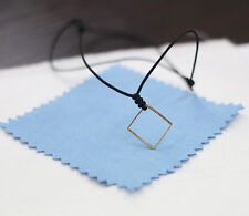 necklace summer everyday fashion jewelry geometric square necklace dainty choker