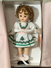 09 Madame Alexander 50780 St. Patrick's Day Dancer Exclusive for Lillian Vernon