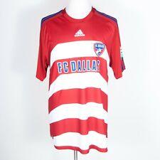 Adidas FC Dallas MLS Soccer Jersey XL