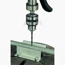 SELF CENTERING DRILL PRESS JIG VISE Dowels Centers Tubing Tube Pipe Round Stock