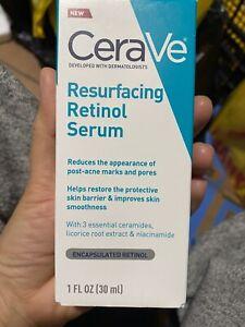 cerave resurfacing retinol serum (new And Fast Shipping)