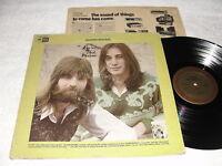 Loggins & Messina - Self-Titled S/T, 1972 Rock LP, Nice VG++!, Quad Quadraphonic