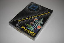SPACE ATTACK Atari 2600 Video Game NEW In BOX M Network