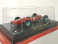 FERRARI 512 F1 - John Surtees (1965) 1:43 Die-cast Scale Model Hachette