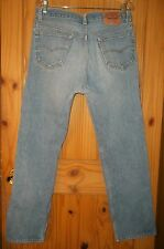 Levi's 501 Vintage Killer Fade Cool Jeans Made in USA, 35 x 30. T243