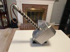 Marvel Legends Thor Mjolnir Hammer Prop Replica