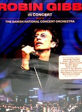Robin Gibb - Live  DVD,NEW! FREE SHIP ! DENMARK  CONCERT , BEE GEES , XBOX ,PS2