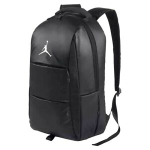 JORDAN ALIAS BACKPACK BLACK 9A1899-023 SIZE LARGE WATER RESISTANT