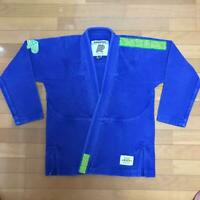 Albino and Preto premium blue belt A2 shoyoroll jiu jitsu A/&P