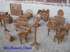 NEW MARX WESTERN TOWN FURNITURE SALOON SIDE1/32 54 MM NIB REISSUE