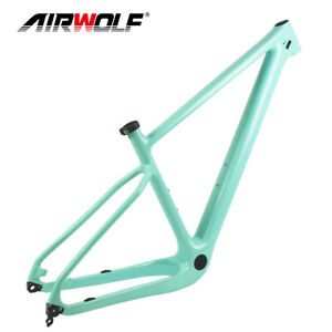 AIRWOLF T1000 Carbon Fiber Frame mtb 29er Mountain Bike Disc Bicycle Frames