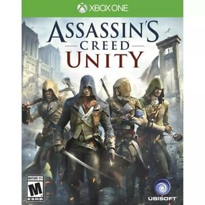Assassin's Creed Unity - Xbox One   Digital Code   Fast Delivery (No CD/DVD)