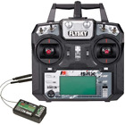 FLYSKY FS-i6X 10CH 2.4GHz RC Transmitter Controller with iA6B Receiver Upgrade
