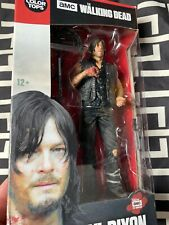 "McFarlane Toys The Walking Dead 2016 #6 DARYL DIXON 7"" Action Figure Color Tops"