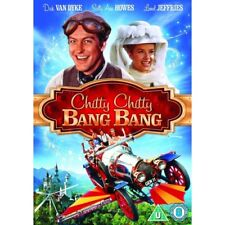 Chitty Chitty Bang Bang 5039036070102 With Dick Van Dyke DVD Region 2