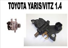 Toyota Yaris/Vitz 1.4 2003 2004-2015 NUEVO Regulador del alternador Hatchback