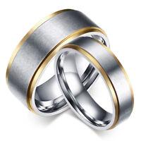2 Partner Ringe Freundschaftsringe Eheringe Verlobungsringe Herz Liebe Geschenk