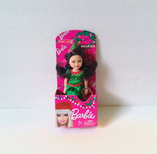 KELLY  Doll **2013 HOLIDAY**  Christmas Chelsea Barbie Dolls  NEW #2