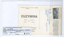 STORIA POSTALE - REPUBBLICA ISOLATI - PEI0039 - CARTOLIN SVIZZERA - 10.00€