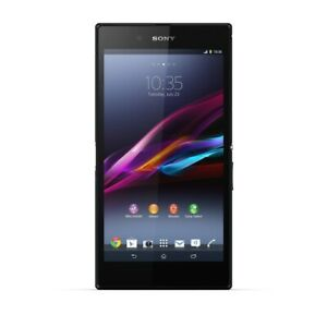 Sony Xperia Z Ultra schwarz Android Smartphone sehr guter Zustand