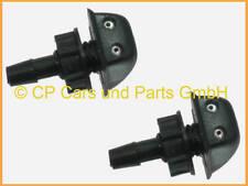 2x Scheibenwaschdüse doppelt  / Fächerdüse - Für viele Fahrzeuge geeignet