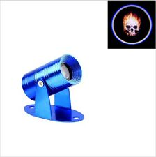 Universal Ghost Rider Skull Logo Projection LED Laser For Yamaha Fazer