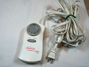 Sunbeam IQ2 Blanket controller 613A STYLE 82 Power Cable Supply