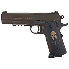 "Sig Sauer 1911 Spartan BB Air Pistol .177 Caliber 4.5"" Barrel in Bronze"