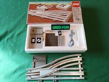 LEGO® 12V 7859 Weiche links - RC switch point (7859 7730 7740 7750 7760) Box 1