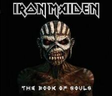 Iron Maiden - The Book of Souls - New Digipak 2CD - Pre Order - 22/11