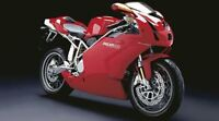 DUCATI 999  2003 - 2006 WORKSHOP SERVICE REPAIR MANUAL ON CD SUPERBIKE