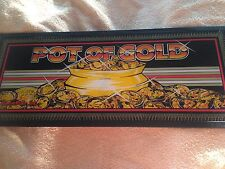 Pot Of Gold Slot Machine Glass