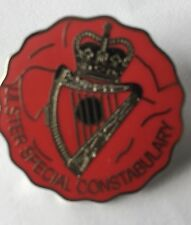 B Specials BADGE Rangers Orange Loyalists Linfield Chelsea