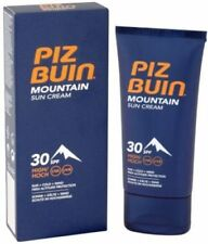 PIZ BUIN MOUNTAIN SUN CREAM - HIGH ALTITUDE PROTECTION SPF30 - 50ML - NEW IN BOX