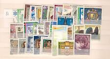 1982 MNH Austria year complete