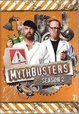 Mythbusters : Season 2 (DVD, 2008, 6-Disc Set) - Region 4